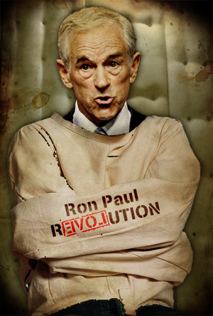 Ron Paul crazy