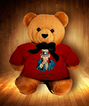 IRS-Teddy-Bear