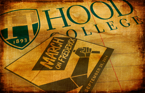 Hood-College-March-on-Frederick-ROH