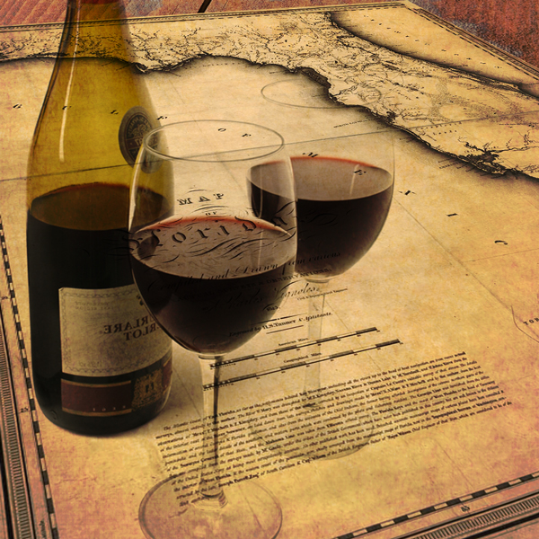 Florida-Map-with-Wine-Glasses---ROH