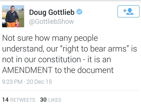 Gottlieb tweet