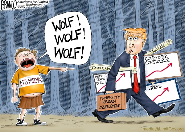 Image result for images of trump crying wolf
